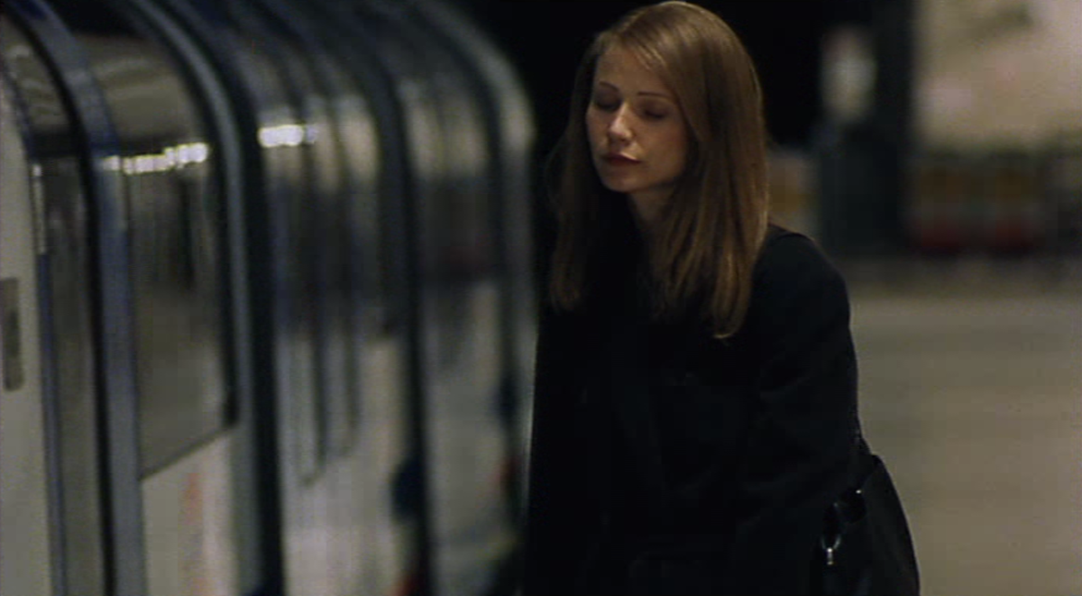 Paltrow's twin portrayal of the same character feels a little over-exaggerated but that's not the fault of the actress.