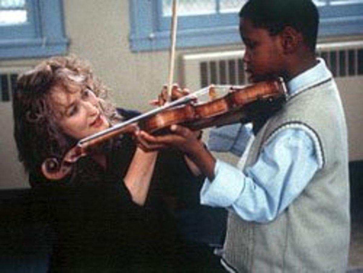 Meryl Strep in Music of the Heart