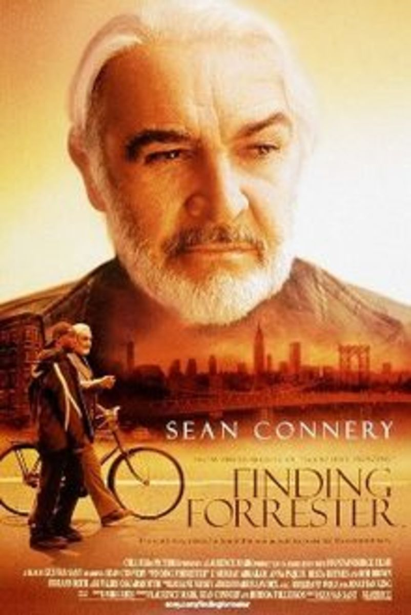Movie Poster for Finding Forrester