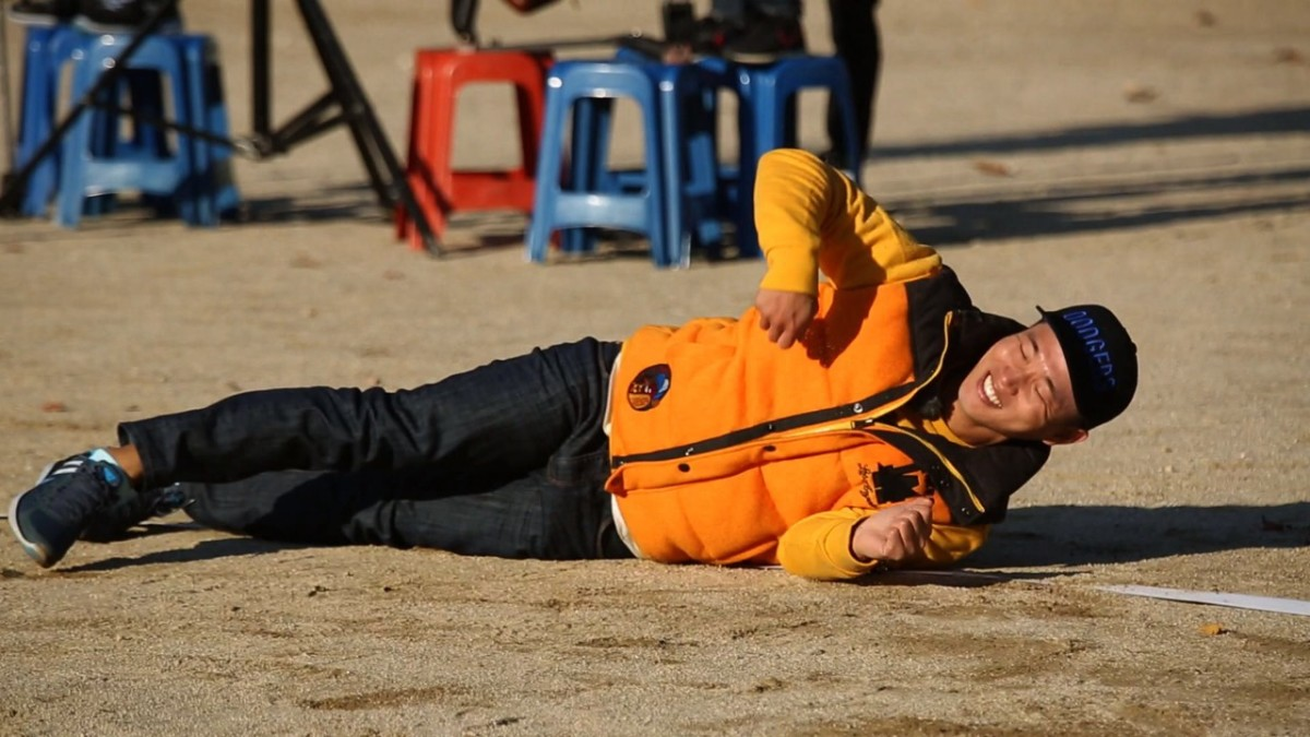 Kang Gary in Episode 134