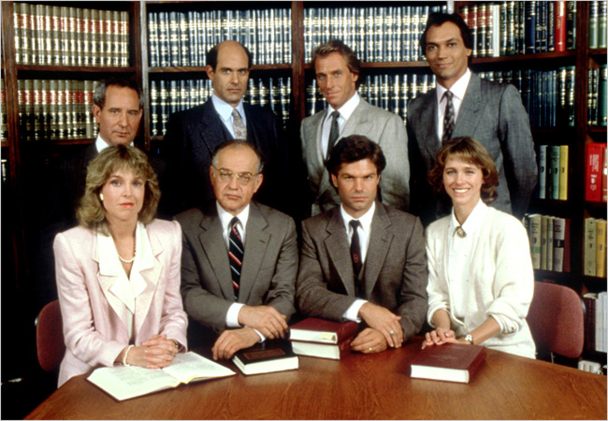 LA Law Main Cast