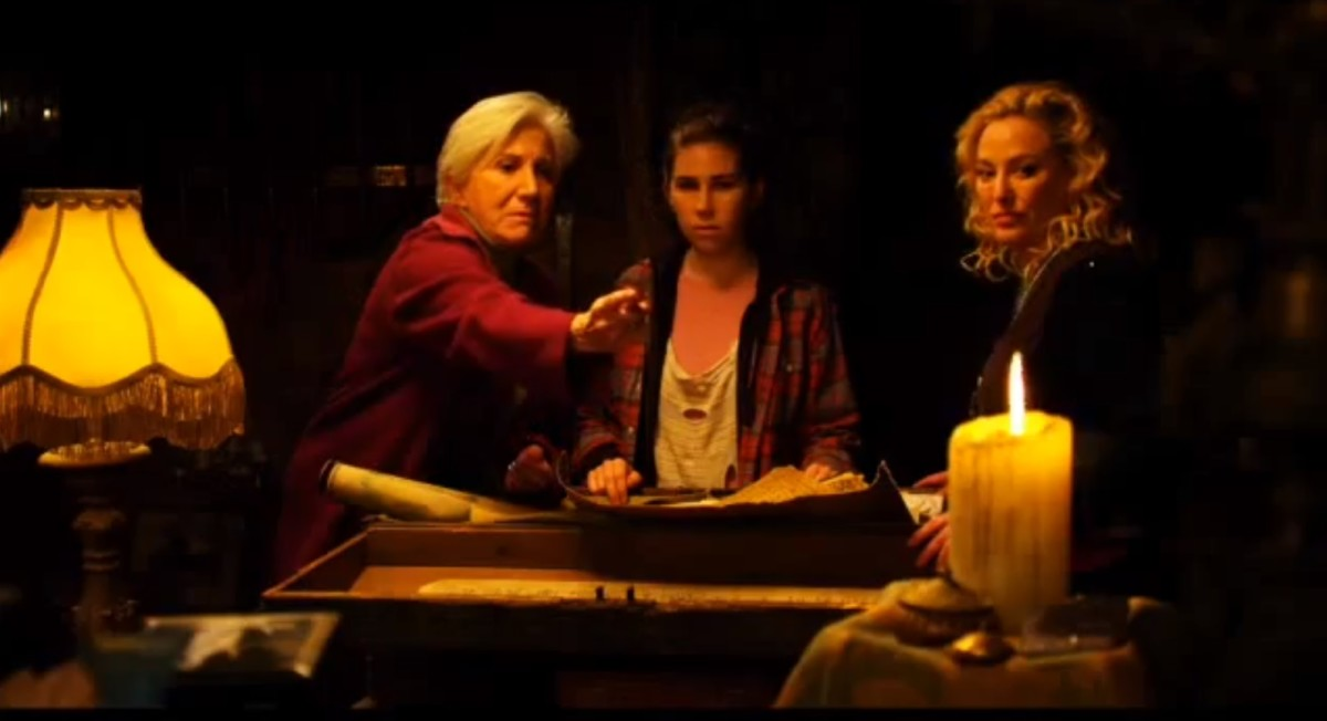 Good Witchcraft is hard to find in films.