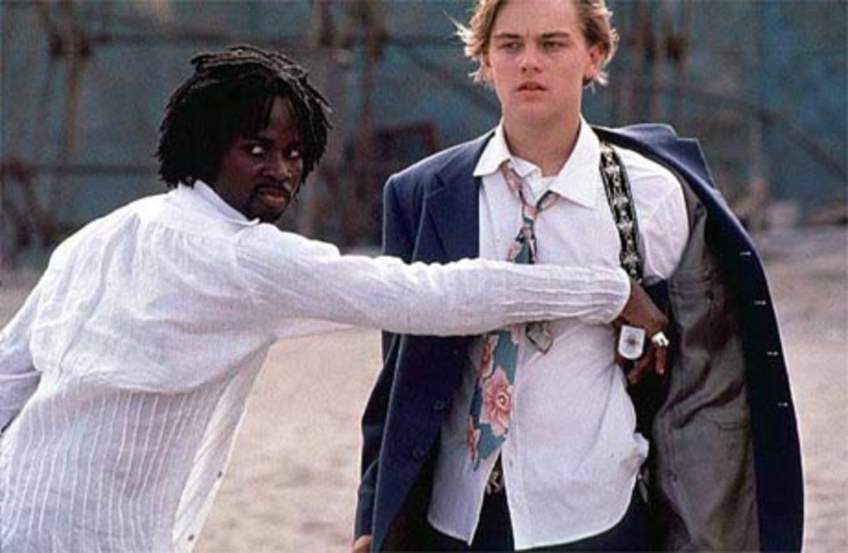 Mercutio urges Romeo to draw his sword