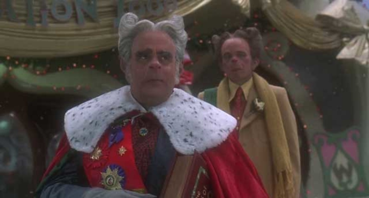The Grinch Who Stole Christmas Mayor.Ron Howard S How The Grinch Stole Christmas Is The Best