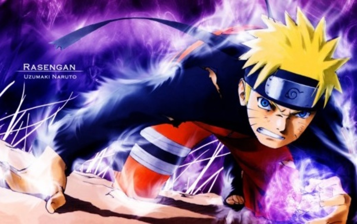 Naruto Uzumaki action anime episodes