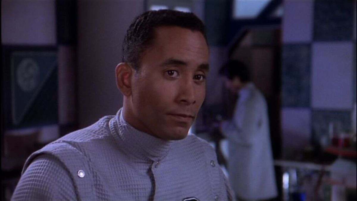 Dr. Stephen Franklin (portrayed by the late Richard Biggs)