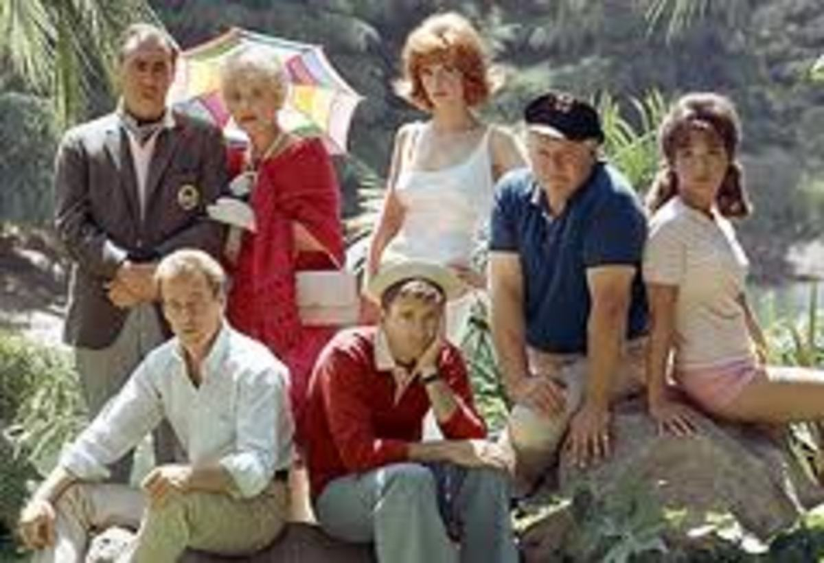 The cast of the show