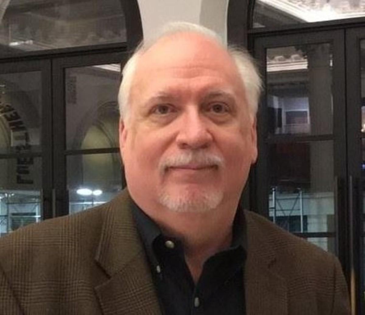 J. Michael Straczynski, creator of Babylon 5