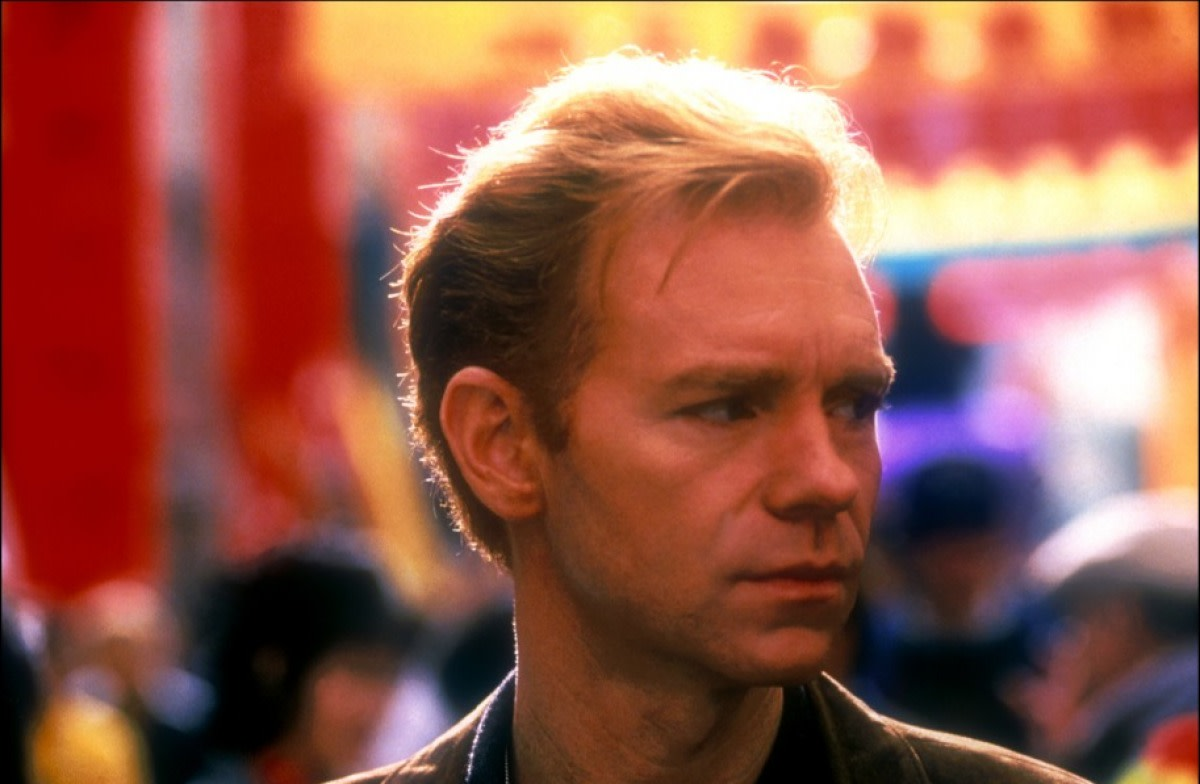 David Caruso tried to make it in the A-list by starring in this film as David Corelli