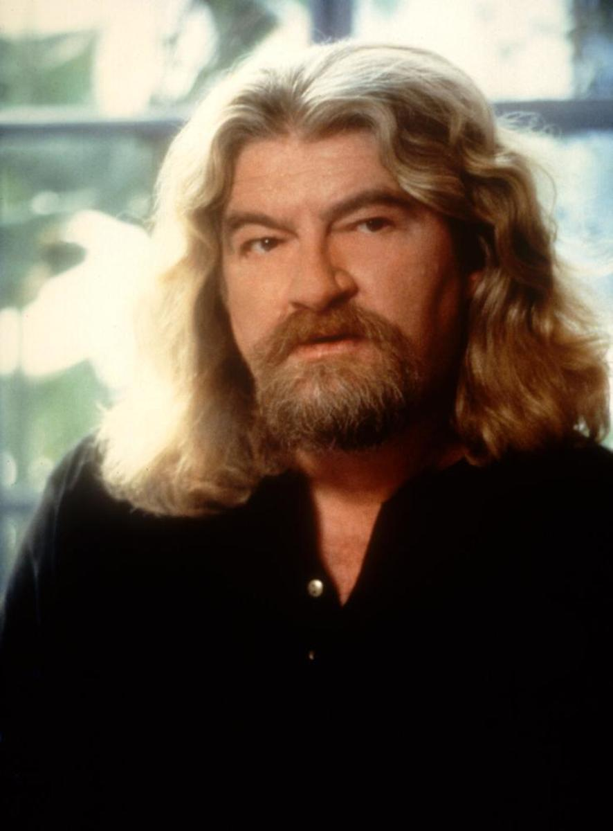 Screenwriter Joe Eszterhas