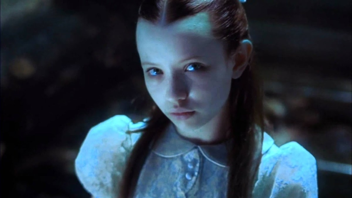 "Emily Browning in ""Ghost Ship."""
