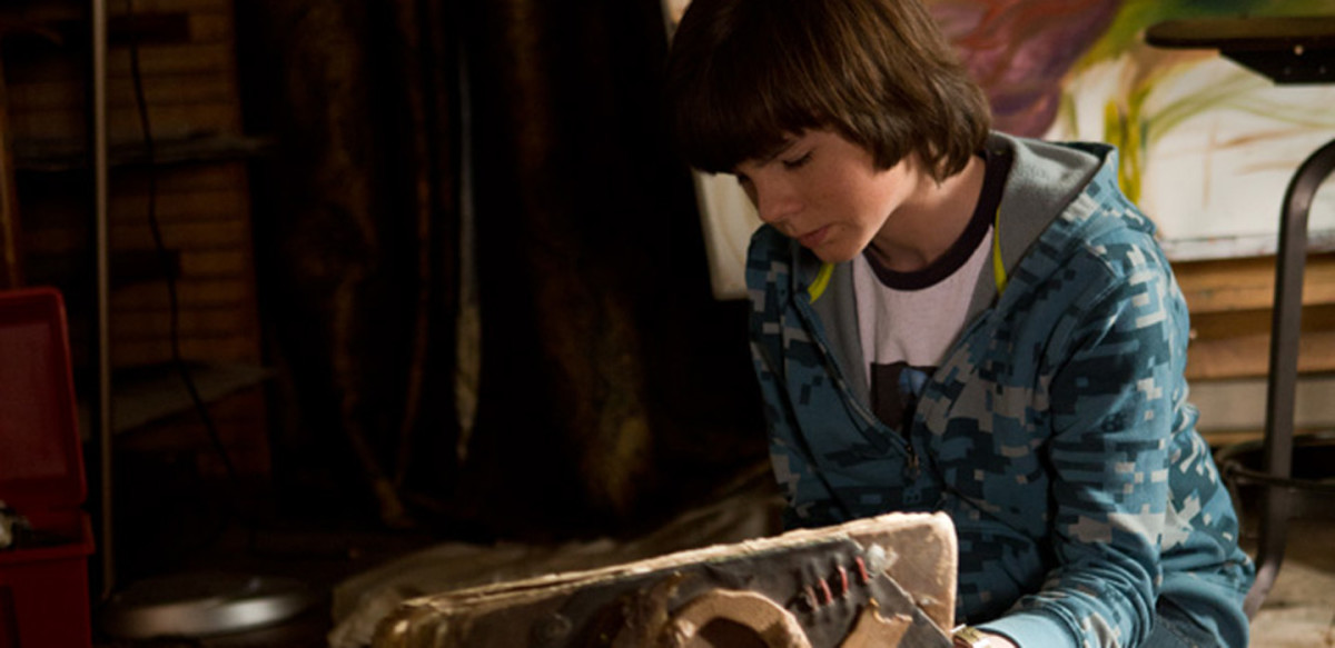 Chandler Riggs in Mercy
