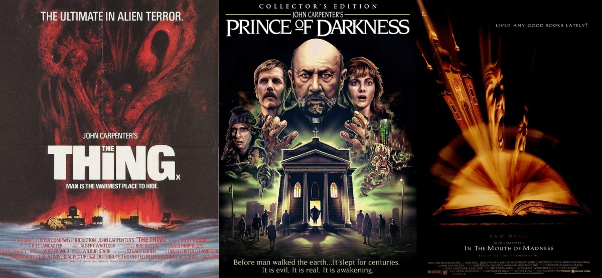 Carpenter's Apocalypse Trilogy