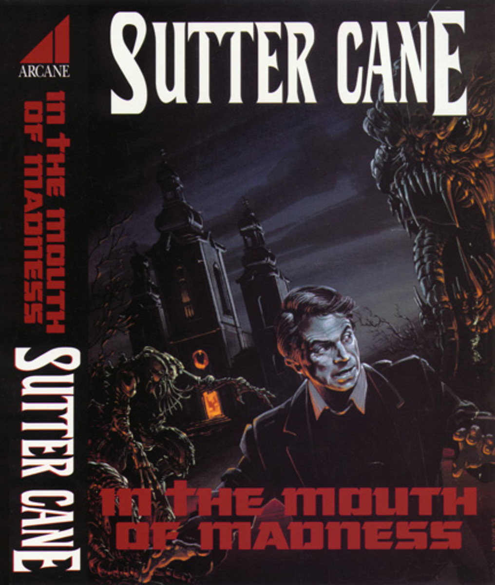 Do you read Sutter Cane ?