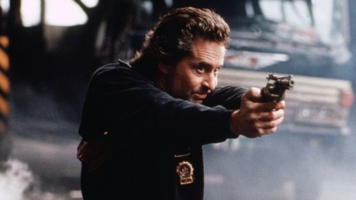Michael Douglas is N.Y. cop Nick Conklin