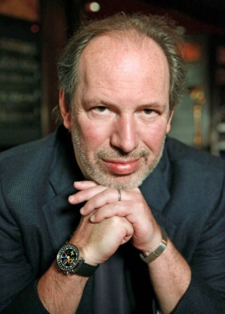 Composer Hans Zimmer in 2015