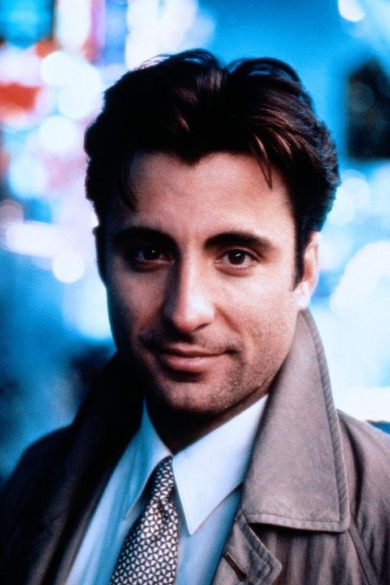 Andy Garcia is Charlie Vincent, Nick's young partner