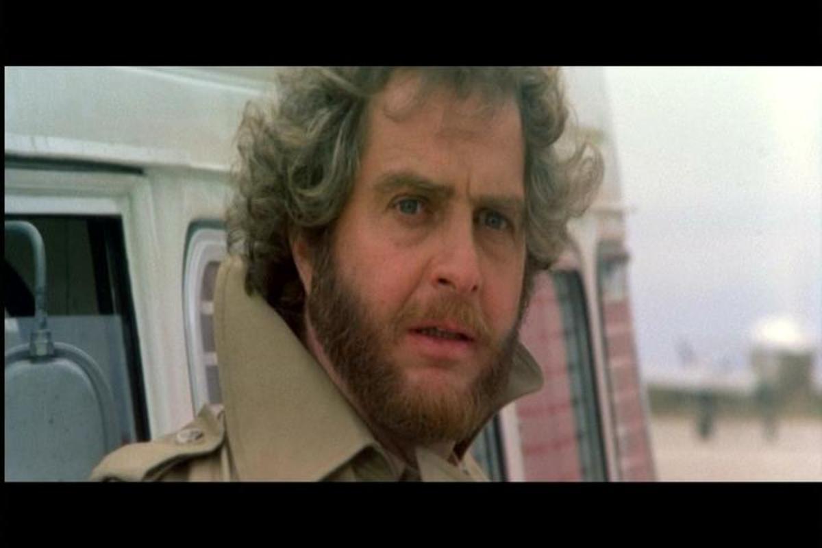 Years before Chuck Norris, Hugo Stiglitz had already mastered the Art of Beard..
