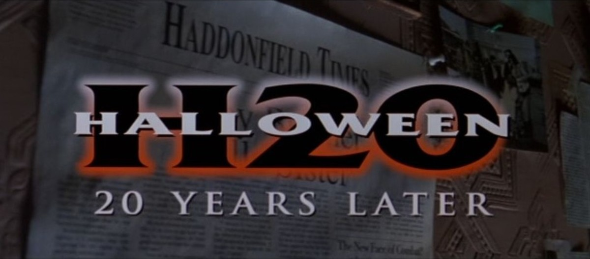 what do you think of halloween h20 - Halloween H20 Theme