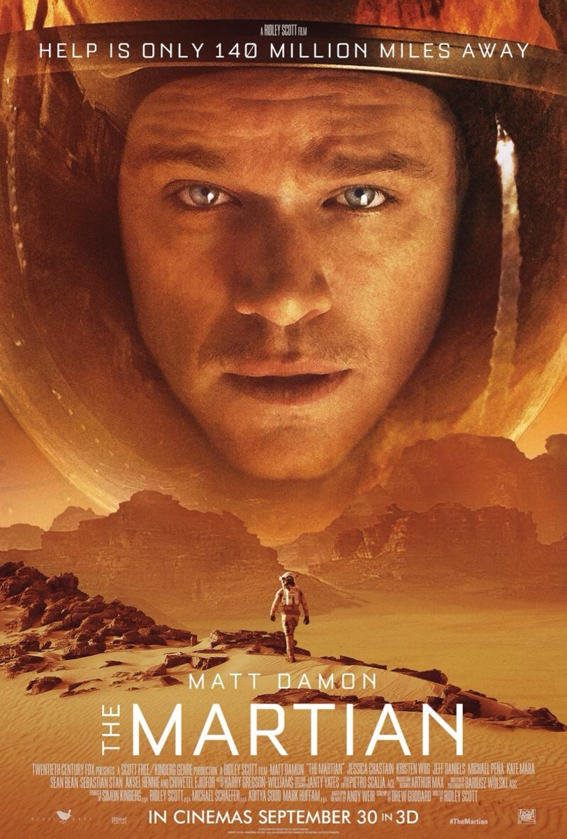 Ridley Scott's The Martian (2015)