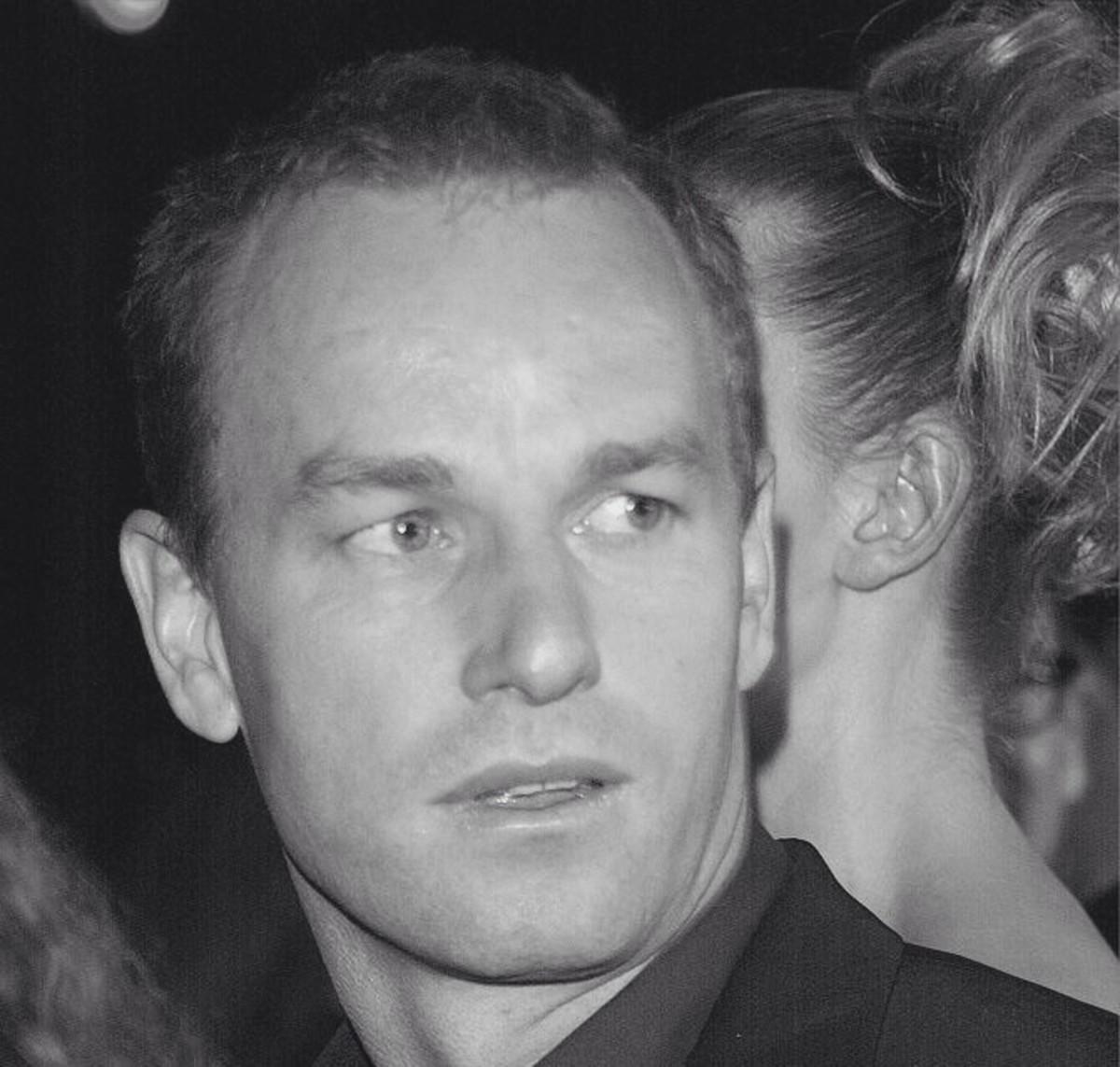Director Antony Hoffman