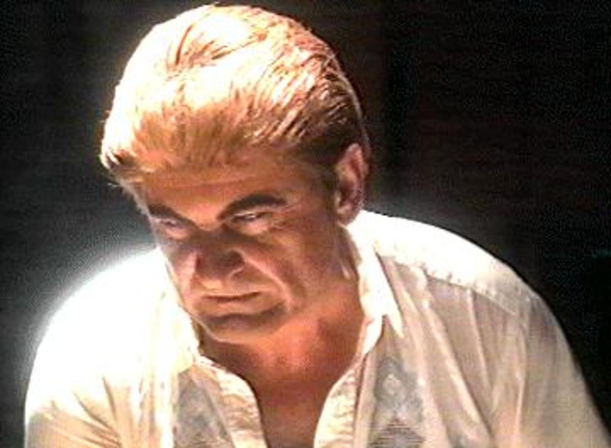 Joe Pesci as David Ferrie