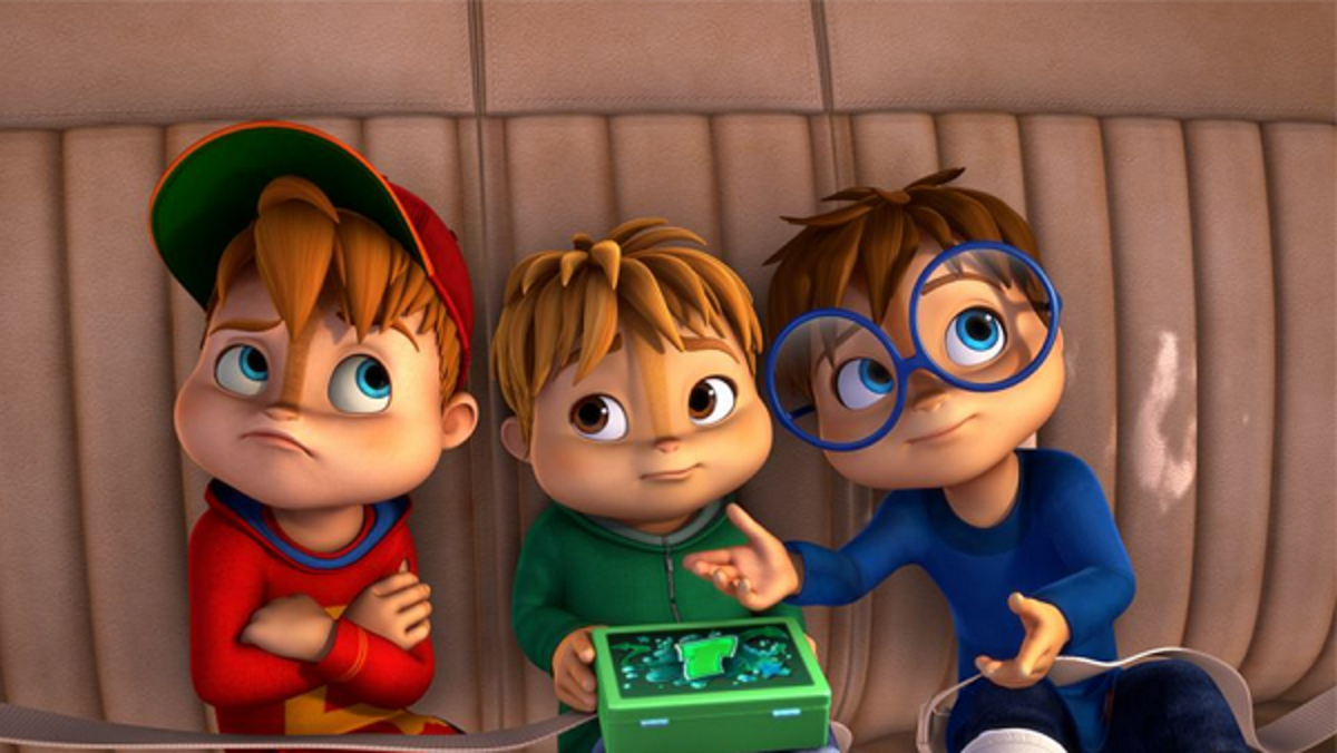 The Chipmunks are currently in a new CGI-animated series airing on Nickelodeon