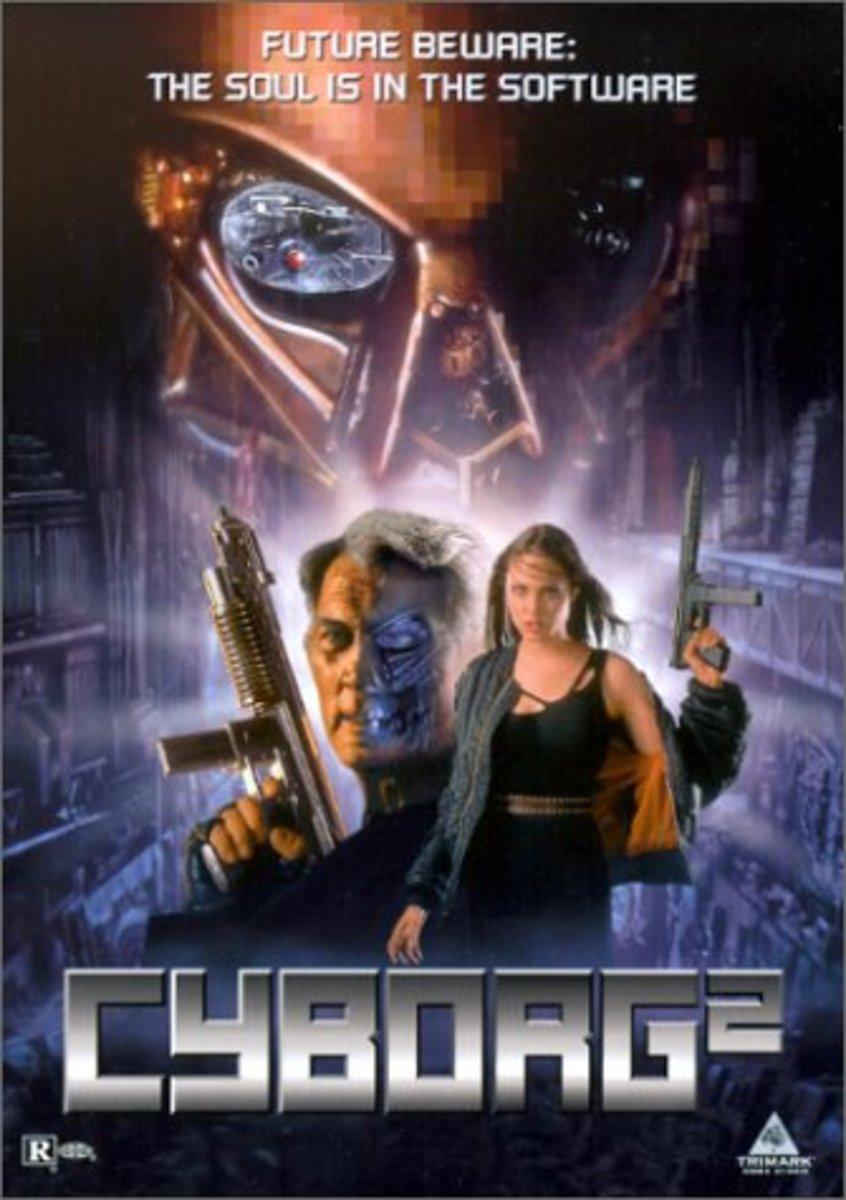 "Great Bad Movies: ""Cyborg 2: Glass Shadow"" (1993)"