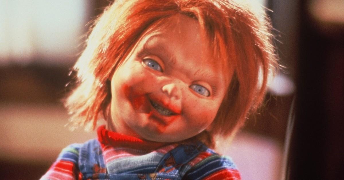 Brad Dourif's Chucky