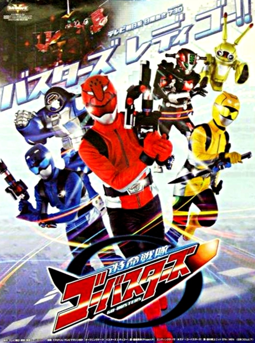 Tokumei Sentai Go-Busters: A Spec-Ops team tasked to protect the city's major power supply from a computer virus seeking to gain enough power to assimilate all organic life on earth