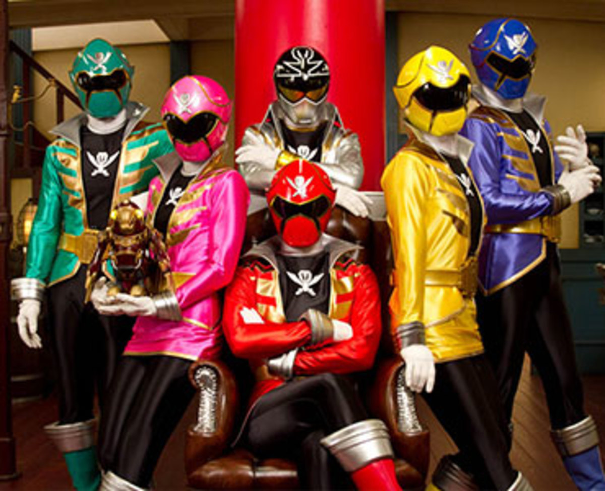 Introduction to Tokusatsu: Super Sentai Part 3