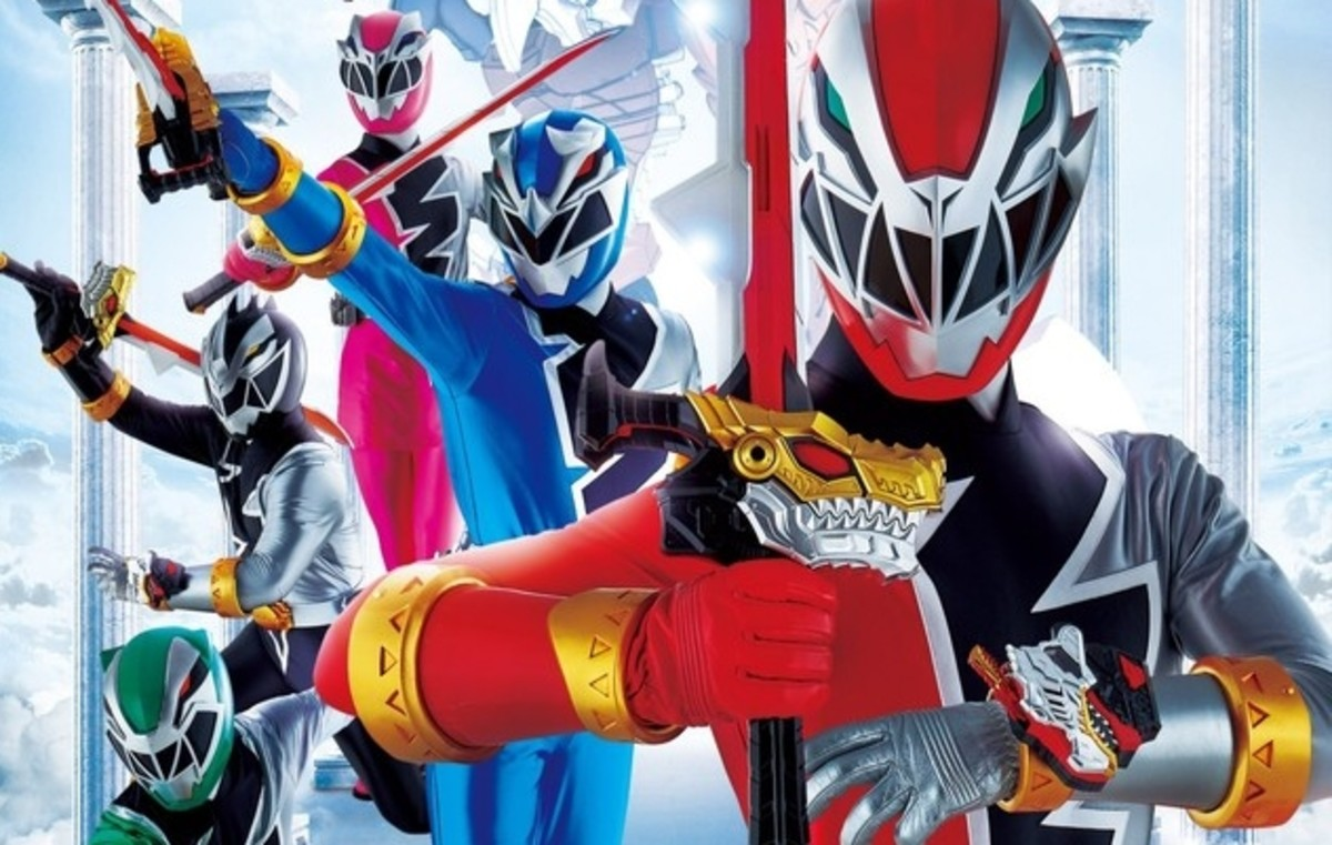 Kishiryu Sentai Ryusoulger: Ancient knights revive and choose warriors in their stead to combat an ancient enemy from the age of the dinosaurs.