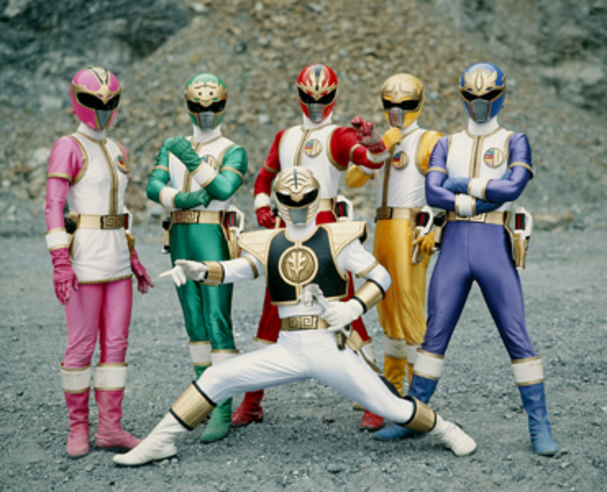 Introduction to Tokusatsu: Super Sentai Part 2