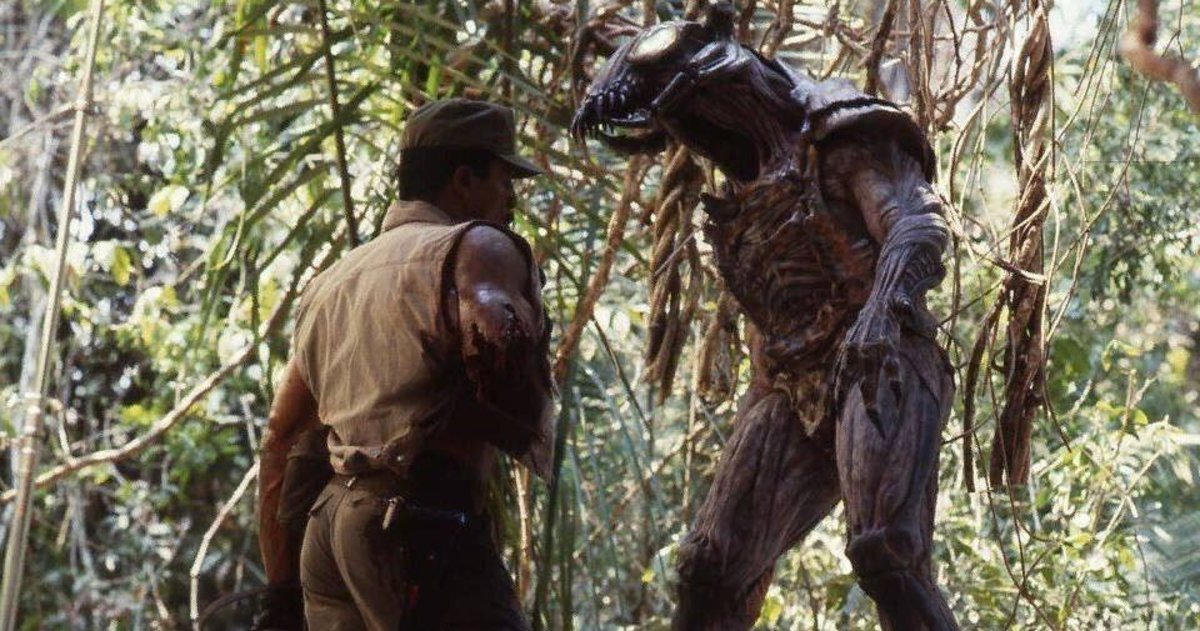 This is the original Predator design.