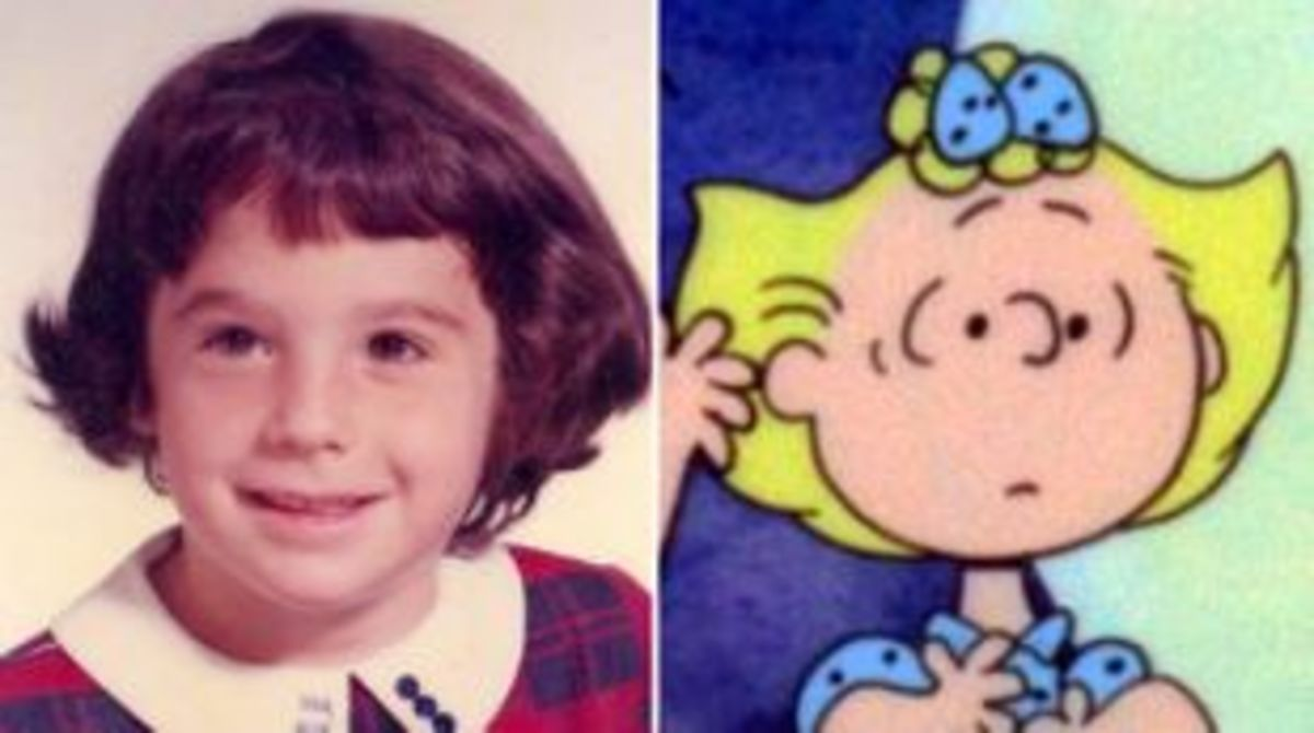 Kathy Steinberg, who voiced Sally, had a loose tooth during recording.
