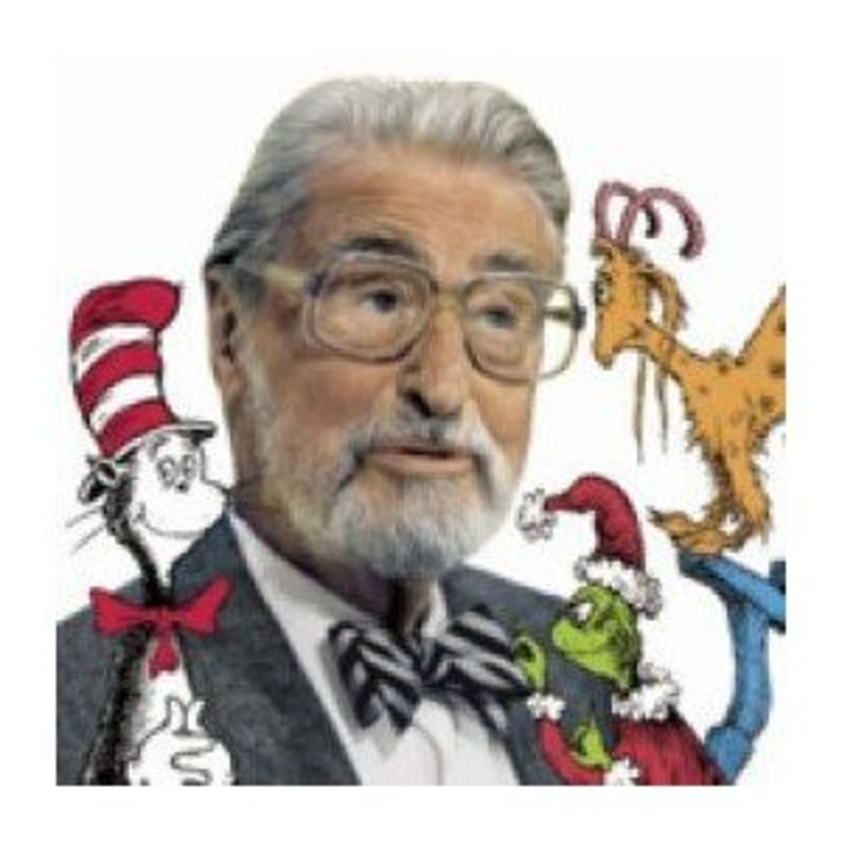 Dr. Seuss (Theodor Geisel) wrote the original book in 1957, basing the Grinch partly on himself.