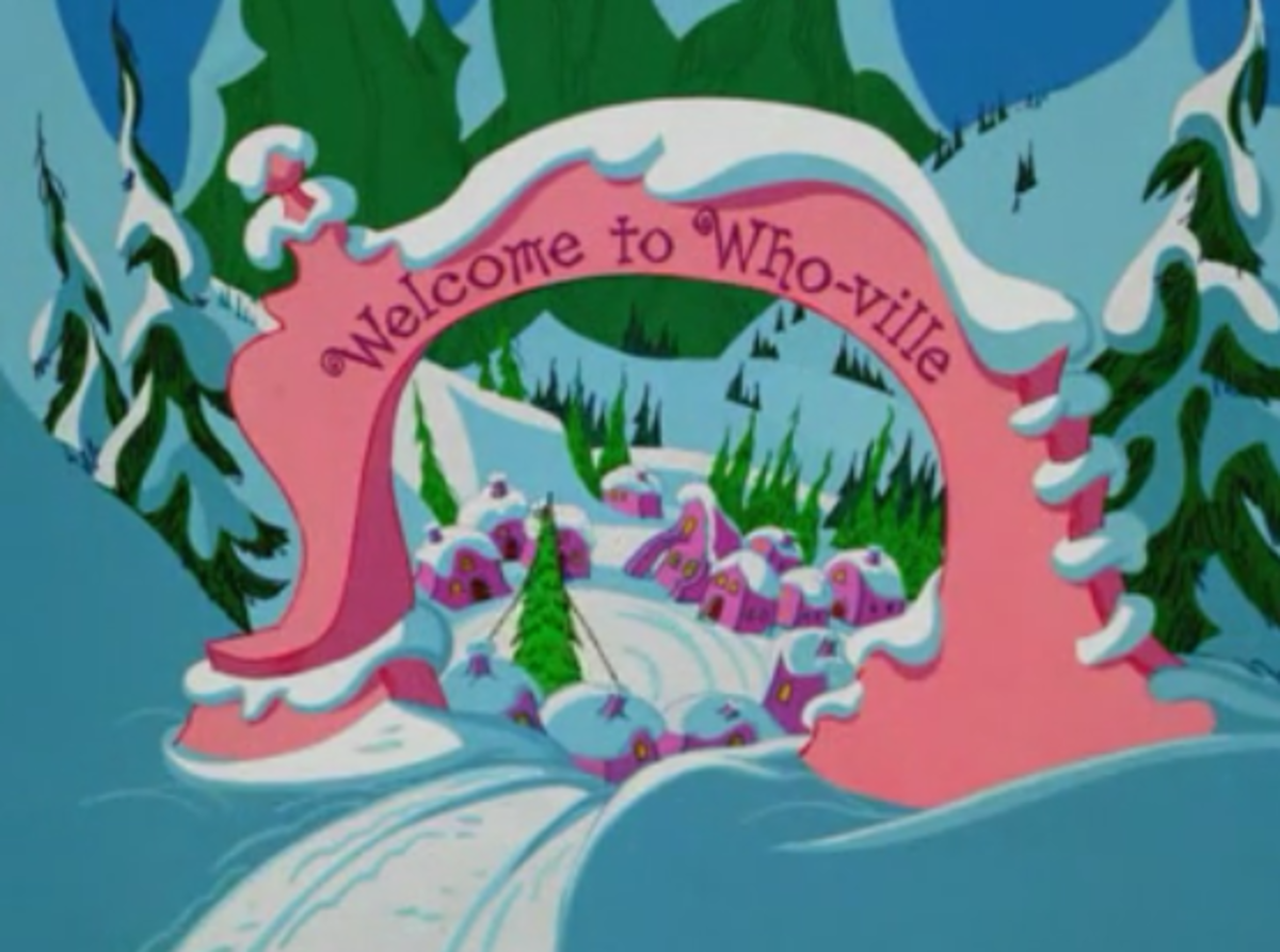 How the Grinch Stole Christmas: The Dr. Seuss Classic ...