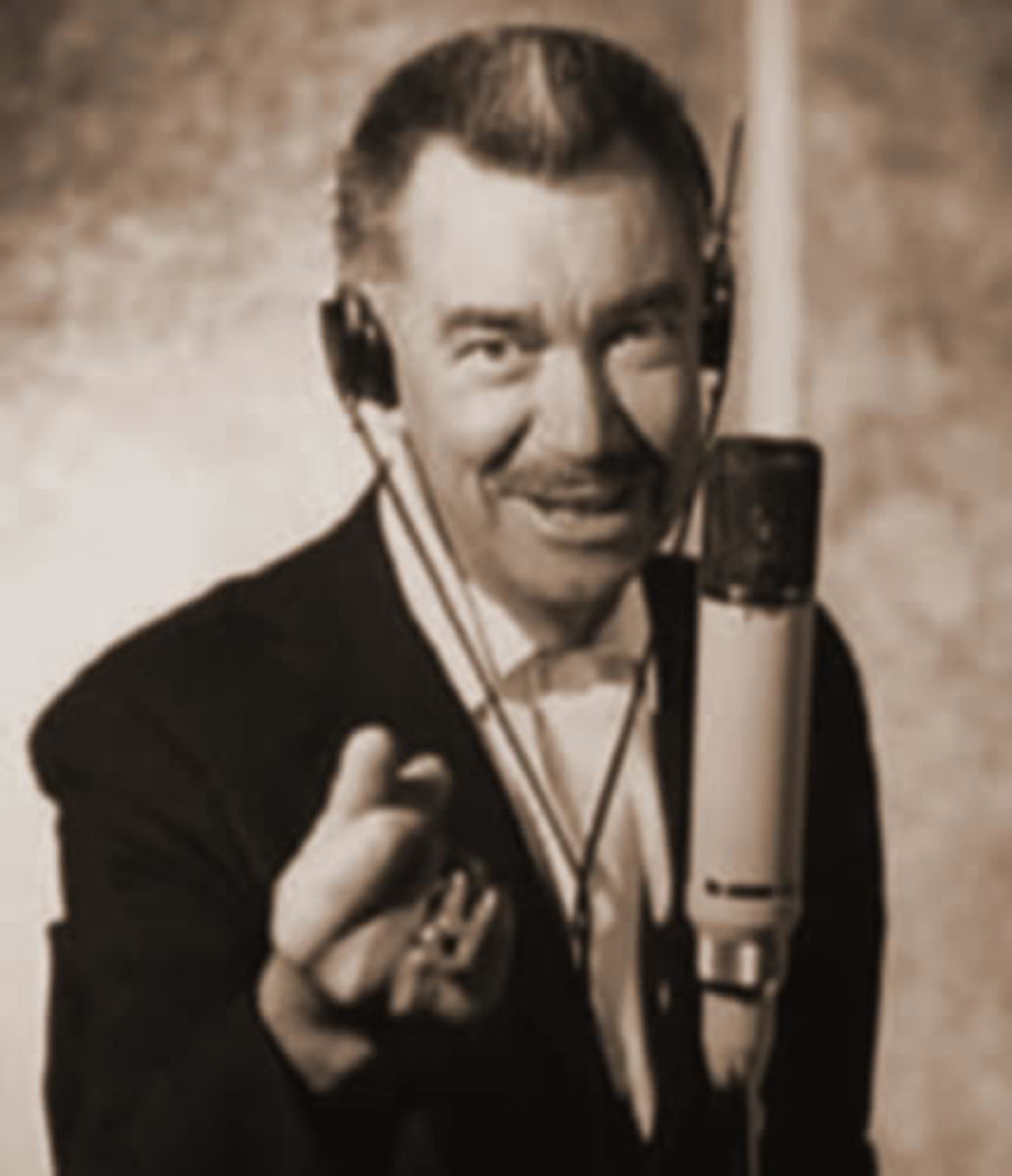 "Thurl Ravenscroft sings the iconic ""You're a Mean One, Mr. Grinch""."