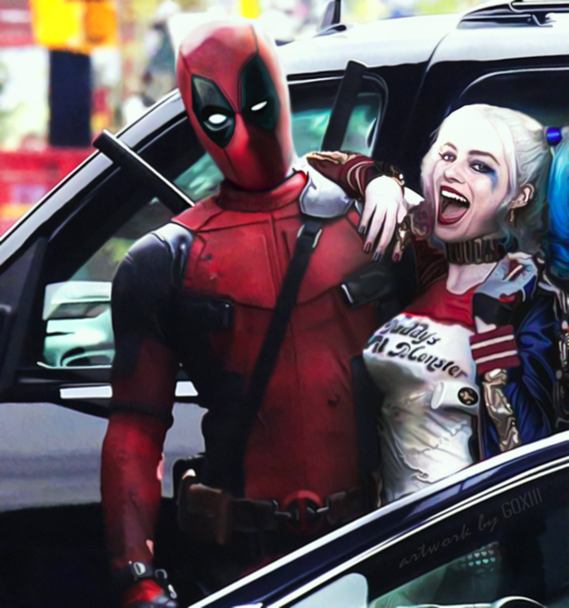 If they made their next sequel together, I wouldn't even bat an eye.