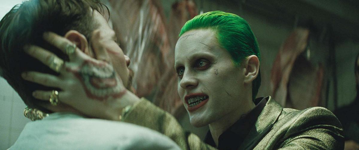 I don't blame Leto for this... but I still didn't like it.