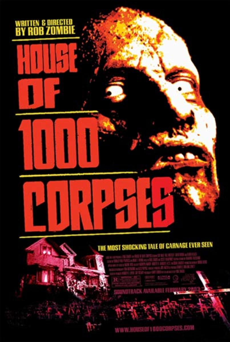 In the lead to being my least favorite film by Rob Zombie.