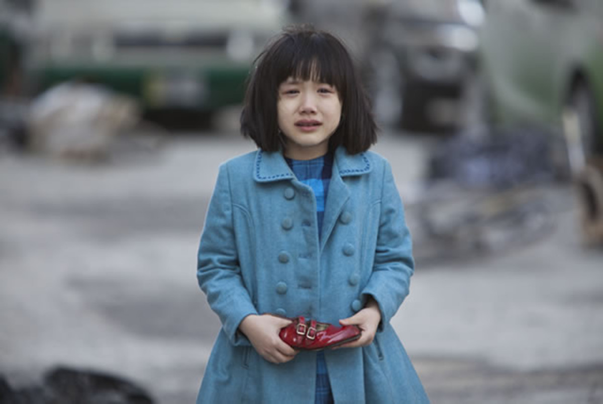 A young Mako Mori.