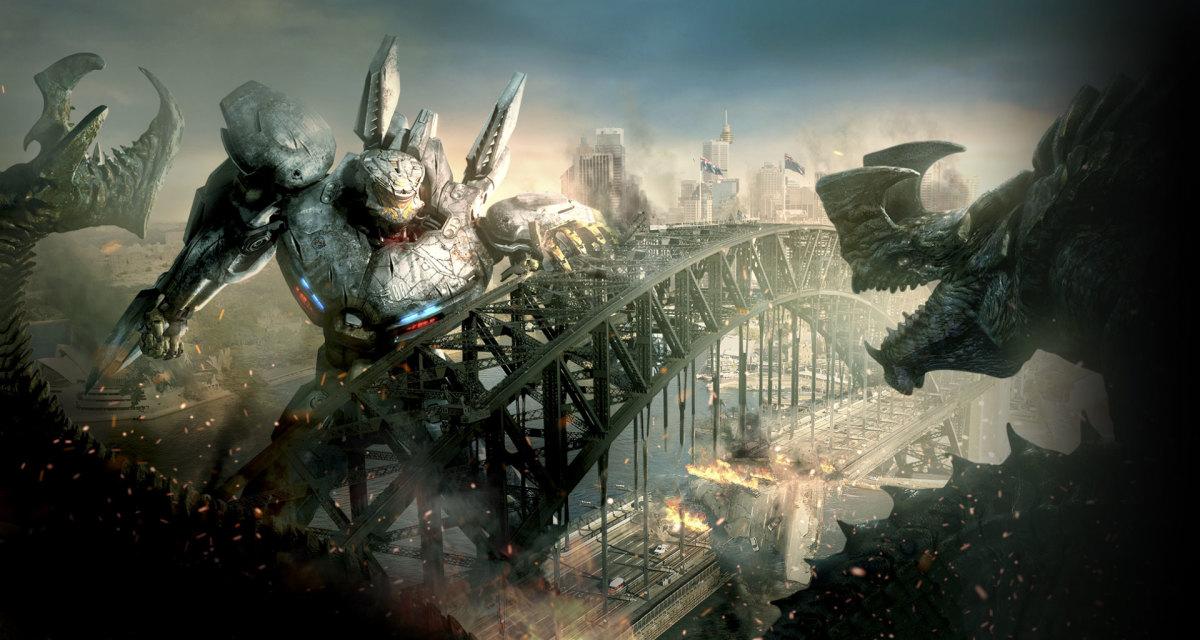 Jaeger versus Kaiju
