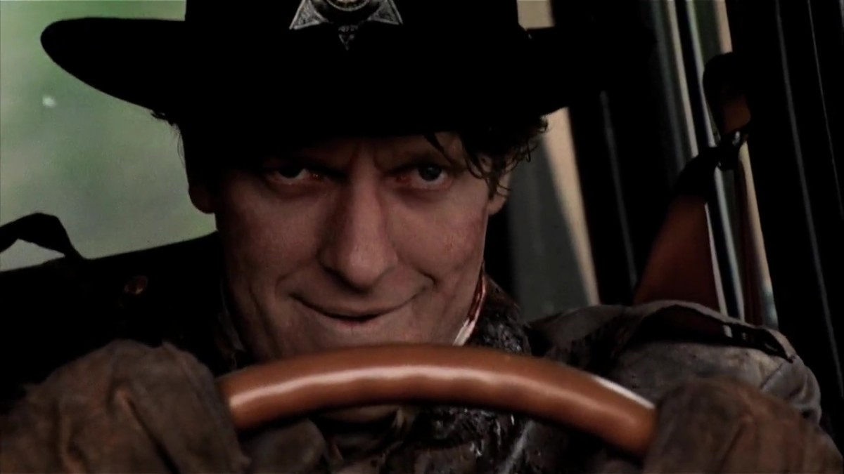 God bless you, Clancy Brown!