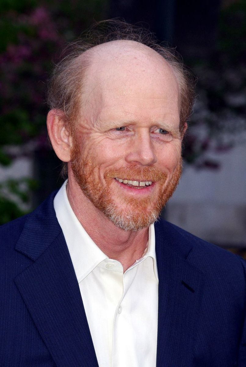 Actor and Director, Ron Howard.
