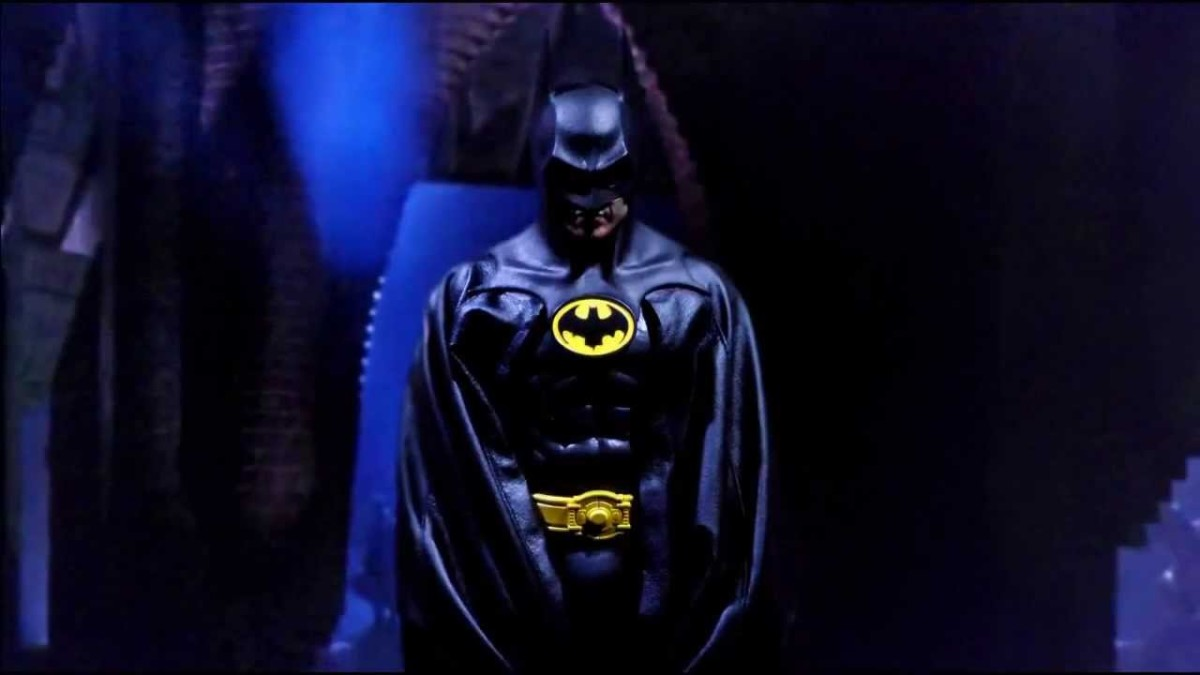 My Batman.
