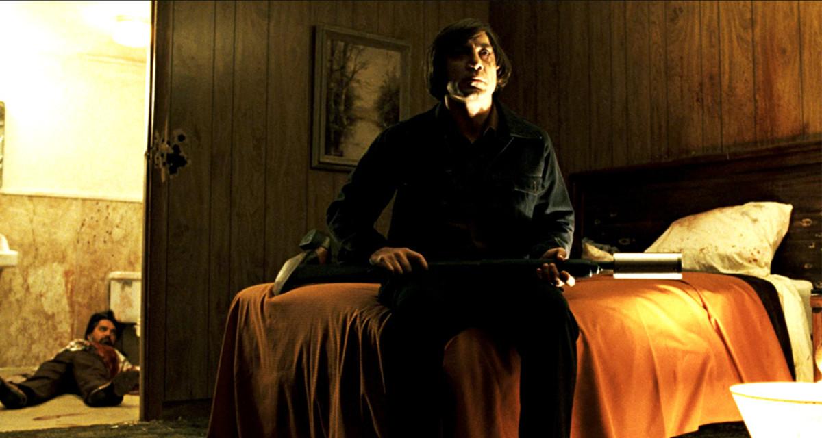 Javier Bardem as Anton Chigurh