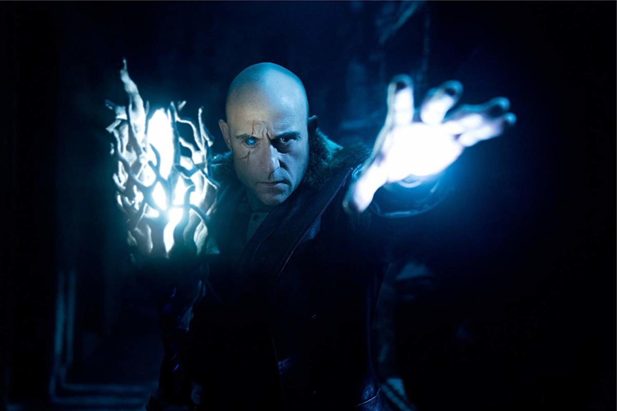 Mark Dagger Evil Doom Man
