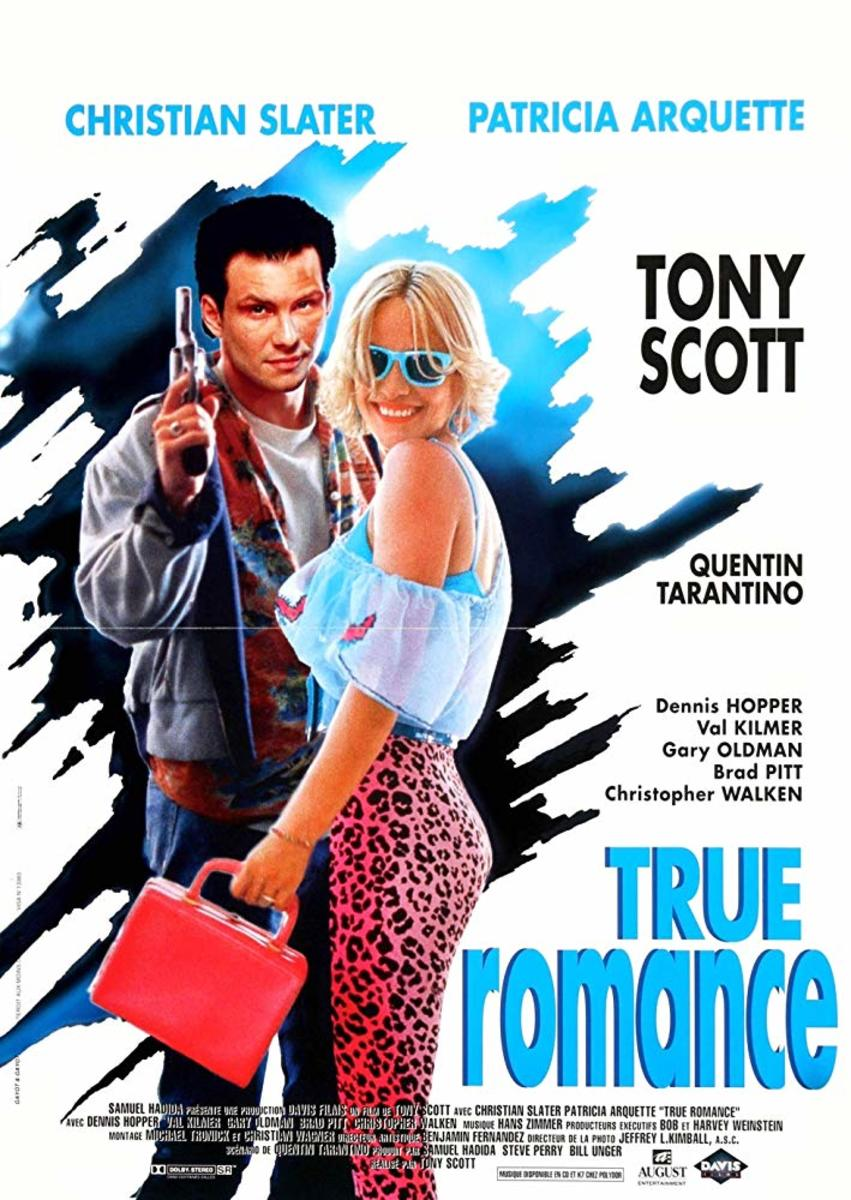 A totally underrated Tony Scott movie that really deserve more love and attention.