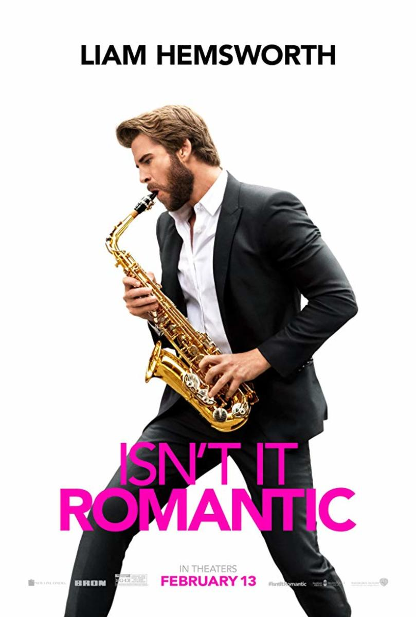 When he pulls out that saxophone, I did chuckle a good amount.